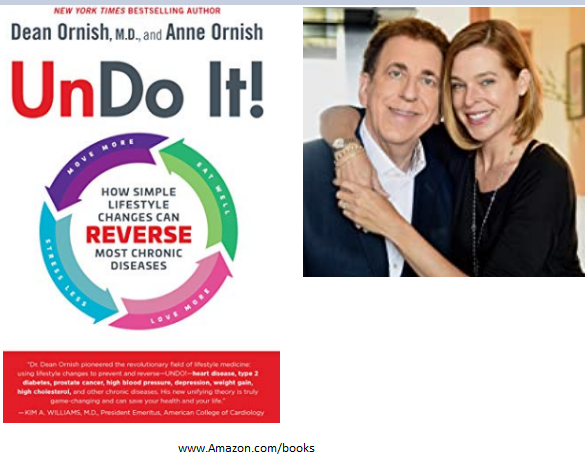 Undo It! A Book About the Ornish Lifestyle Program – BionicOldGuy